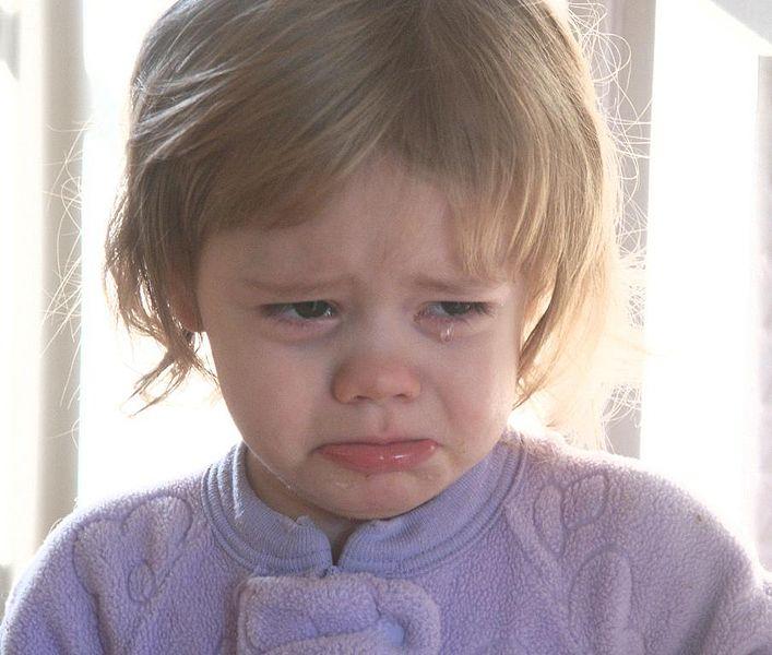 Sallapikkam Crying-girl